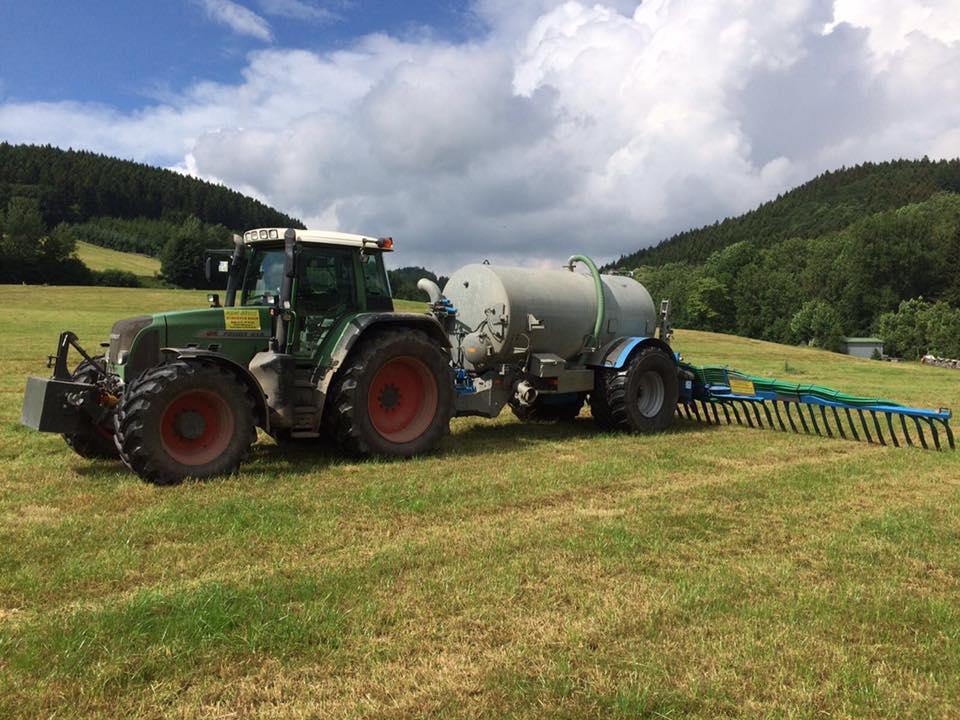 Landwirtschaftliche dienstleistungen agrar service koch for Koch transporte